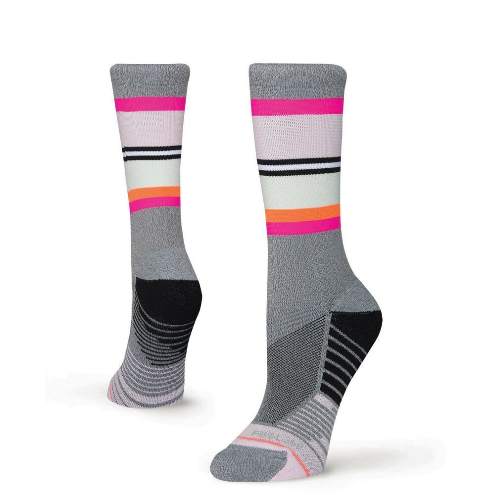 0d3c6d0f403ce STANCE Women's Deadlift Feel 360 #Training Crew Socks Size S (5-7.5) NEW # Stance #Crew #stancesocks #trainingsocks #stancetraining #feel360  #feel360socks