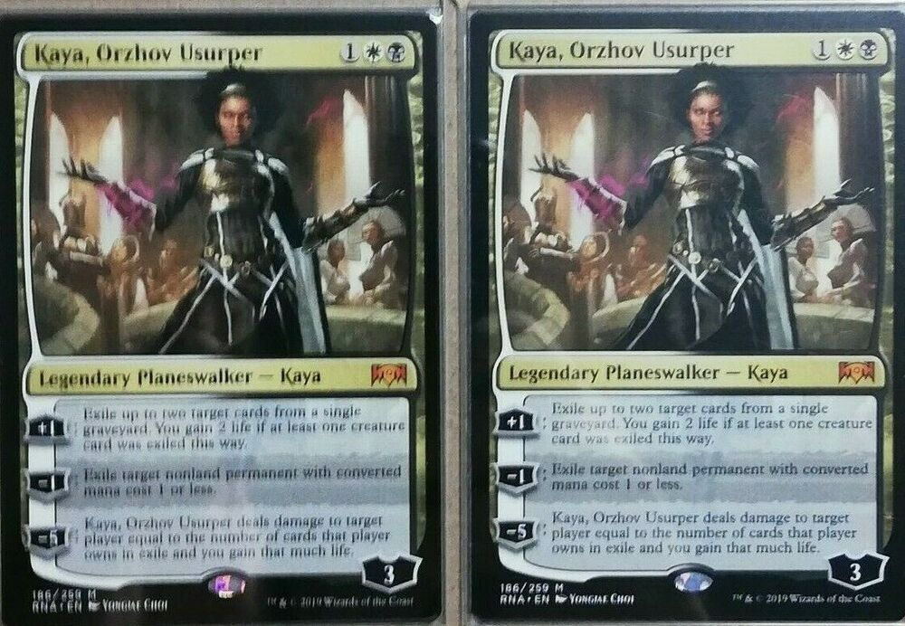 In Stock Mtg X2 Kaya Orzhov Usurper English Rna Ravnica Allegiance Nm Unused Wizardsofthecoast Deathtouch afterlife 1 (when this creature dies, create a 1/1 ravnica allegiance (rna) #79, uncommon. pinterest