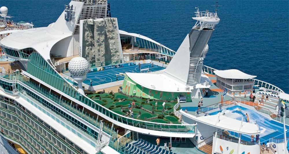 Cruceros Libran El MERS Royal Caribbean Caribbean And Cruises - Cruise ships out of houston texas