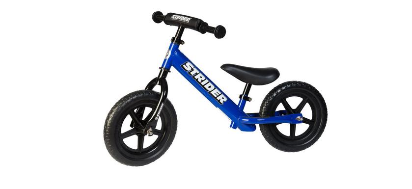 Strider 12 Sport NoPedal Balance Bike 1)The 12 Sport is