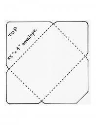 Image Result For Free Envelope Template  Pocket Letters