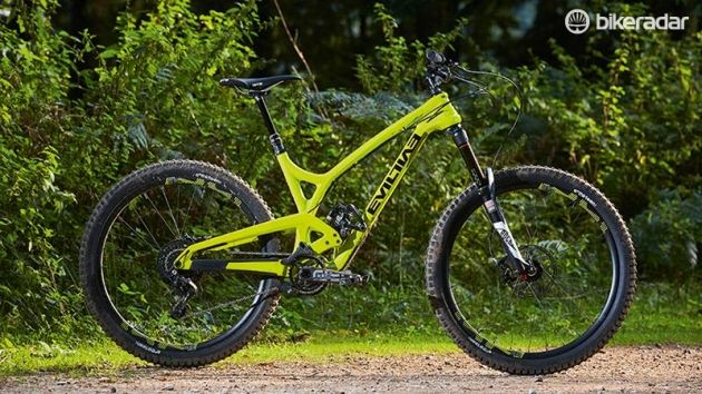 Evil Insurgent X01 Ltd Ed First Ride Review Mt Bike Bike