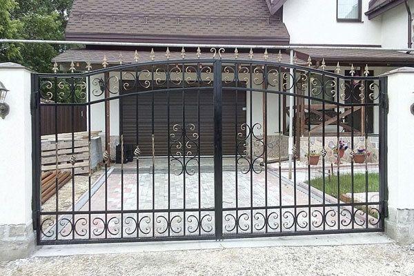 Картинки по запросу кованые ворота фото | Ворота, Картинки