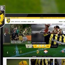 In 2014 was het tijd om de online activiteiten van Vitesse naar het volgende niveau te tillen. Vanuit de organisatie bestond de heldere wens om de marketing, communicatie en sales activiteiten meer te sturen op basis van data.