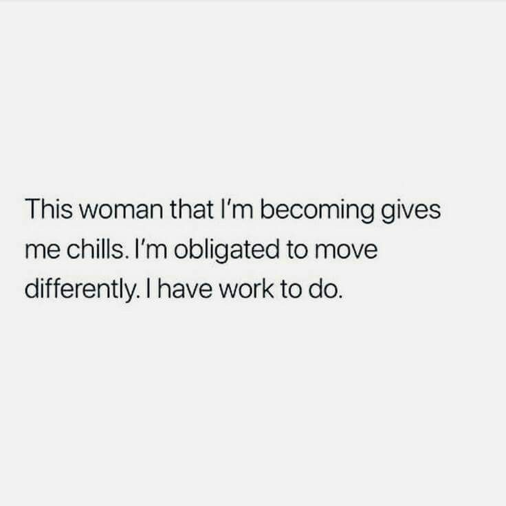 Moving On Quotes : Best Positive Quotes : Moving On Quotes : Esta mujer en la que me estoy convirtiendo me da escalofríos... - The Love Quotes | Looking for Love Quotes ? Top rated Quotes Magazine & repository, we provide you with top quotes from around the world