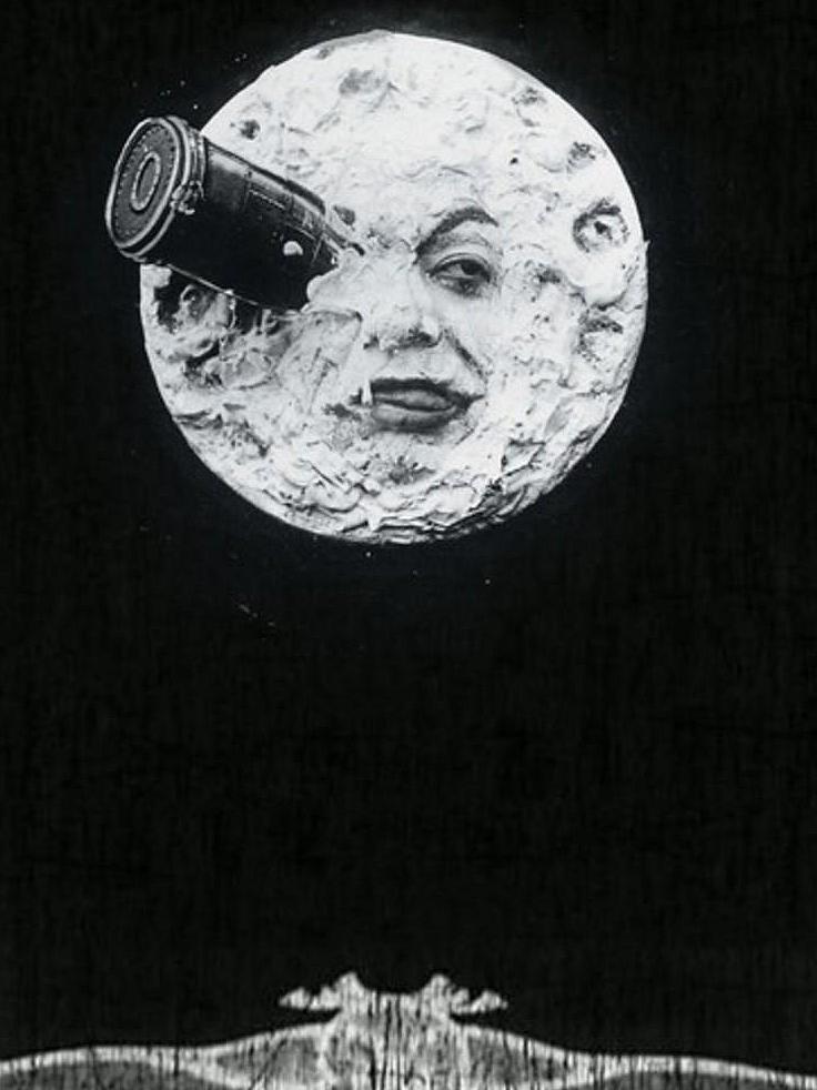 Le Voyage Dans La Lune A Trip To The Moon 1902 En 2019