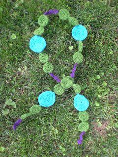 Tangles & Twists: Circles Scarf