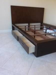 South Florida Furniture Queen Bed Craigslist Queen Size