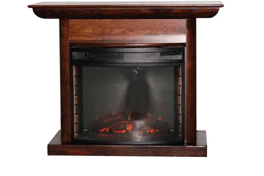 Amish Made Boston Classic Electric Fireplace Electric Fireplaces