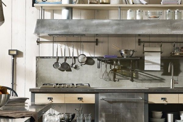 Marchi Group Keuken : Vintage and industrial style kitchens by marchi group » adorable