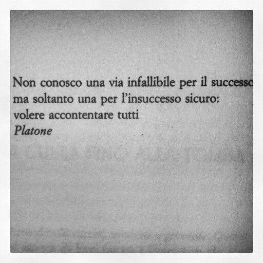 Platone Citazioni Platone E Success