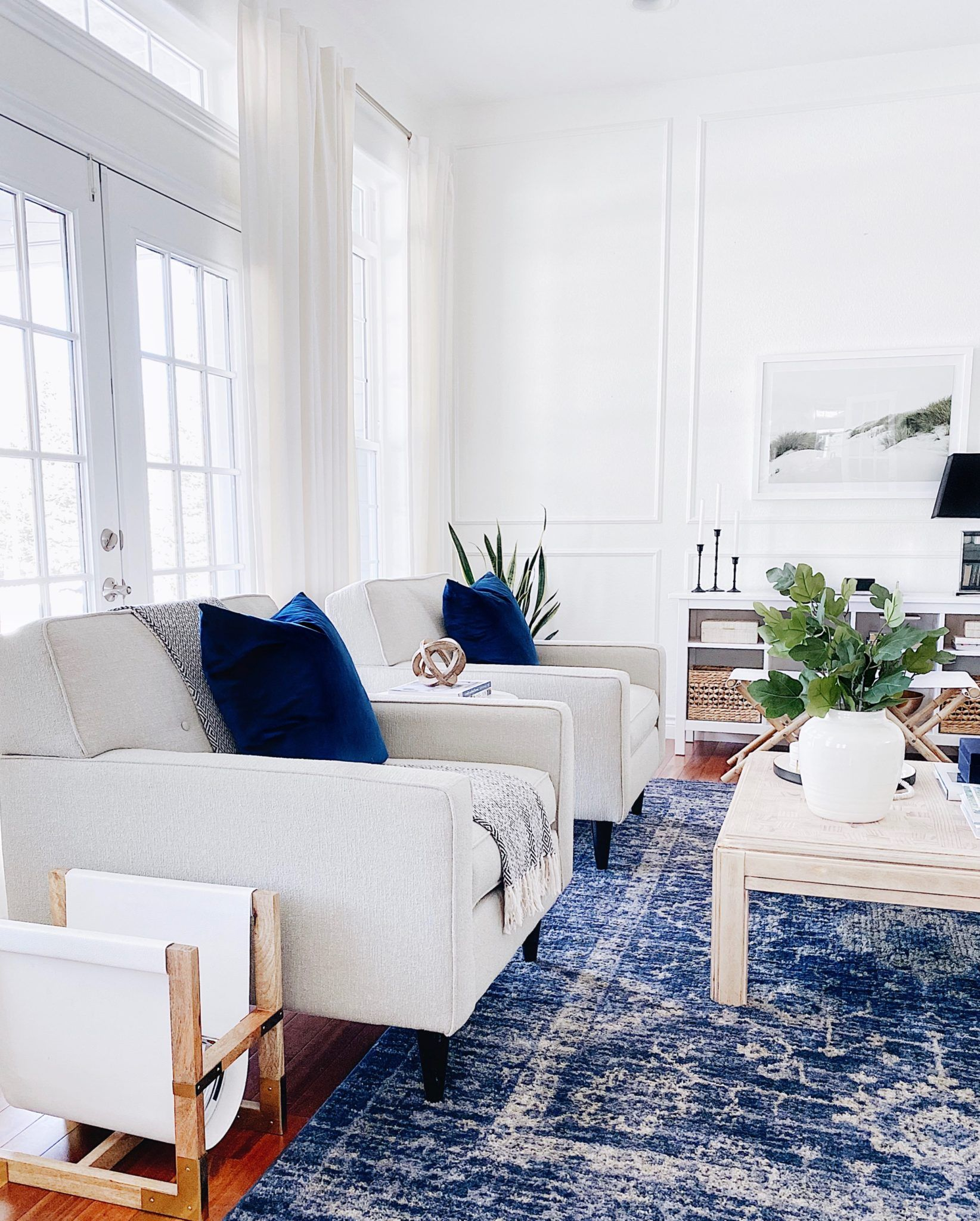 10 Easy Ways To Cozy Up Your Home Jane At Home In 2020 Living Room Decor Cozy Living Room Decor Neutral Living Room Scandinavian
