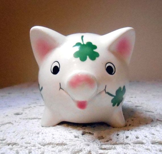 Just a bit of luck by Papercherries on Etsy