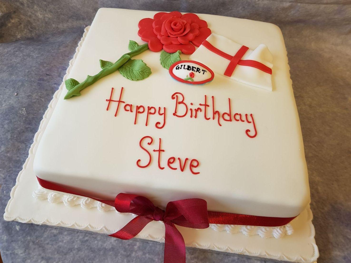 Happy Birthday Steven Happy Birthday Steve Cake Designs Birthday Cake Images