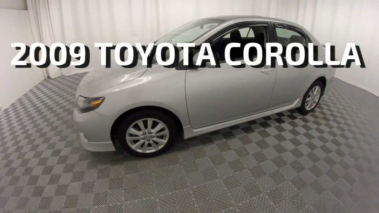 2009 Toyota Corolla S PreOwned Vehicles for Sale at Car
