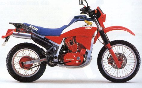 [SCHEMATICS_4LK]  honda xlv 750 r 1986   Motos enduro, Motos deportivas, Motos clasicas   Honda 750r Wiring Diagram      Pinterest