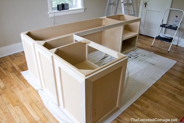 Bedroom Desk Furniture Model Plans guest bedroom / home office update (bedside tables and closet