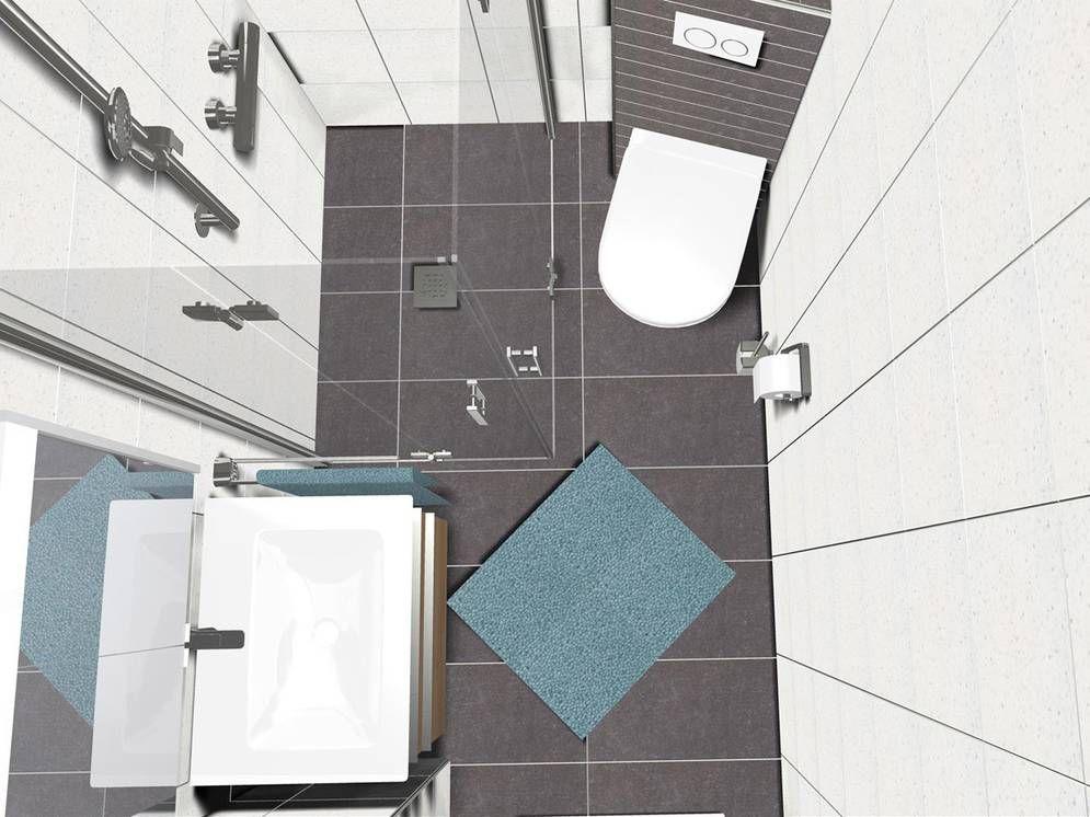 Frieling Planungsbeispiele Und Losungen Kleine Duschen Kleines Bad Grundriss Wc Mit Dusche