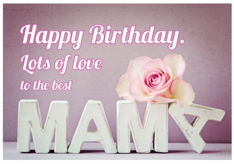 Happy Birthday Wishes Image For Dear Mama Birthday Wishes For Mama Happy Birthday Mama Happy Birthday Wishes Photos Happy birthday mama background hd