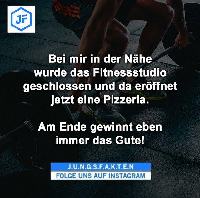 Wer Ist Der Grosste Fitness Freak Sport Sportlich Jf Jungsfakten Pizza P Lustig Lustige Spruche Witze Lustig