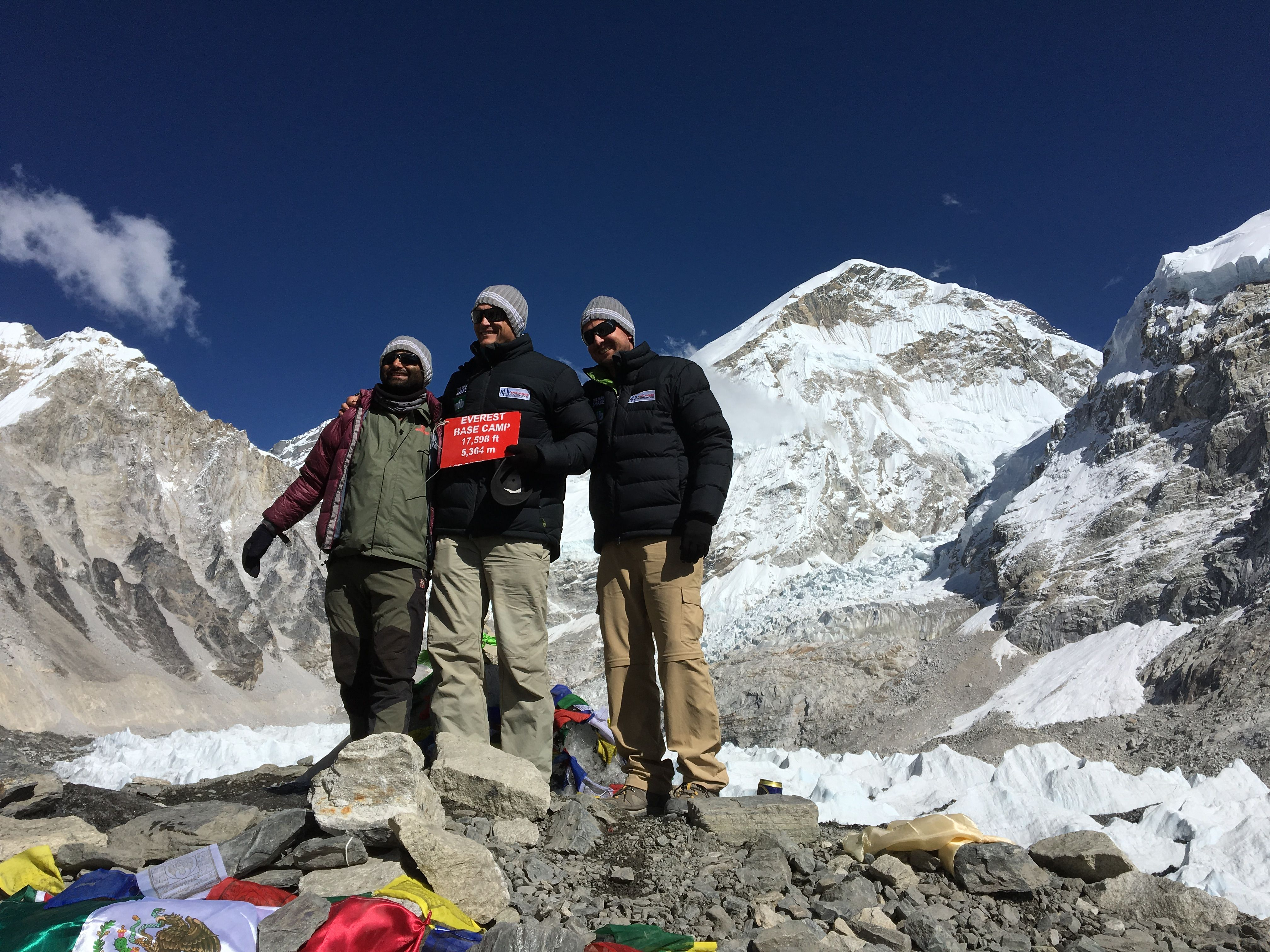 Looking for #Adventure holiday? Everest Base camp Trek #Booking
