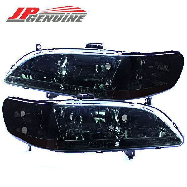 Details About For 1998-2002 Honda Accord 2/4Dr Black