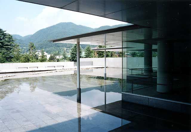 長野県信濃美術館東山魁夷館 | ...