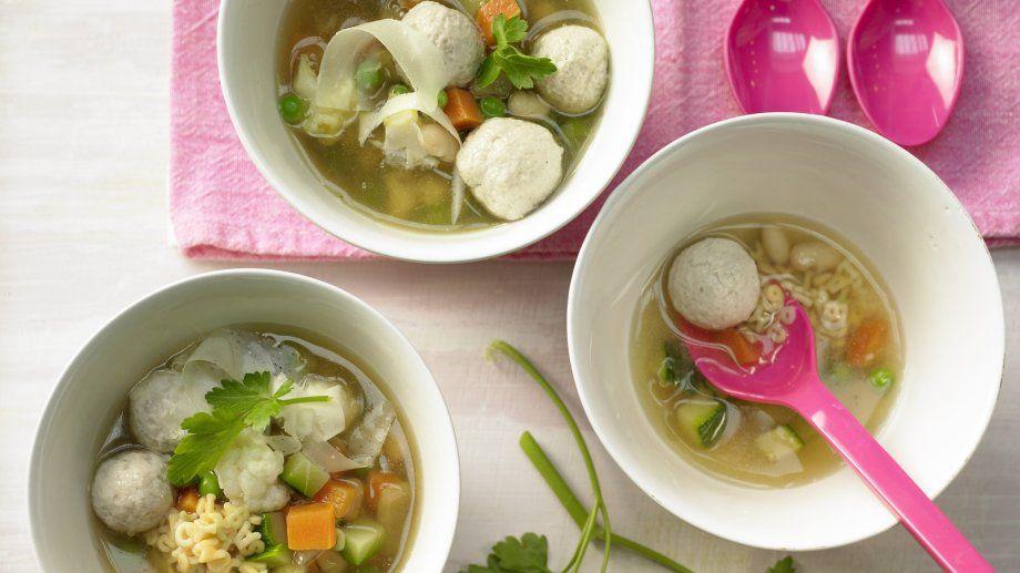 kinder minestrone rezept rezepte f r kinder pinterest suppen eintopf und low carb eintopf. Black Bedroom Furniture Sets. Home Design Ideas