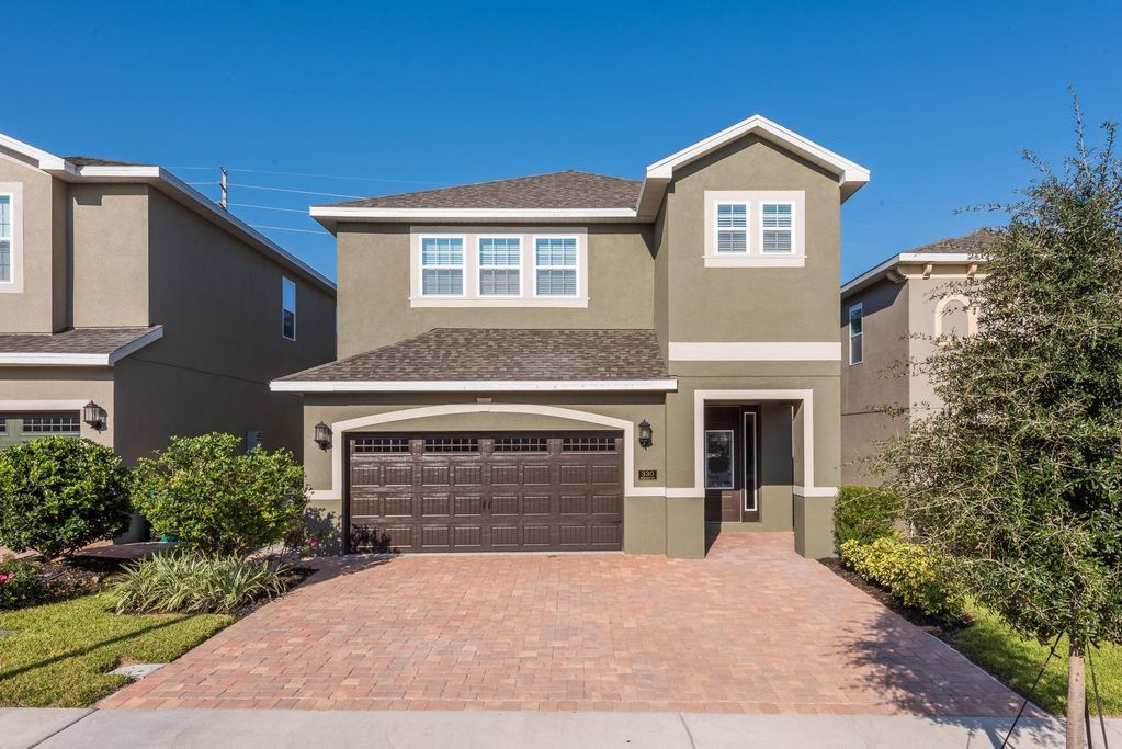 6 Bedroom Self Catering Holiday Home In Kissimmee Fl With Pool Vacation Home Rentals Luxury Vacation Rentals Vacation Rentals By Owner