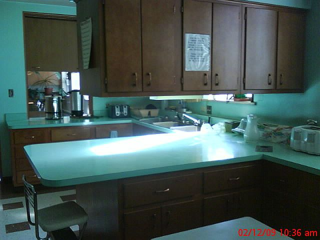Perfect Turquoise Formica Countertops