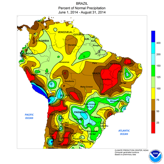 Map of drought in sa sao paulo is home to 40m people reservoirs map of drought in sa sao paulo is home to 40m people reservoirs are gumiabroncs Image collections
