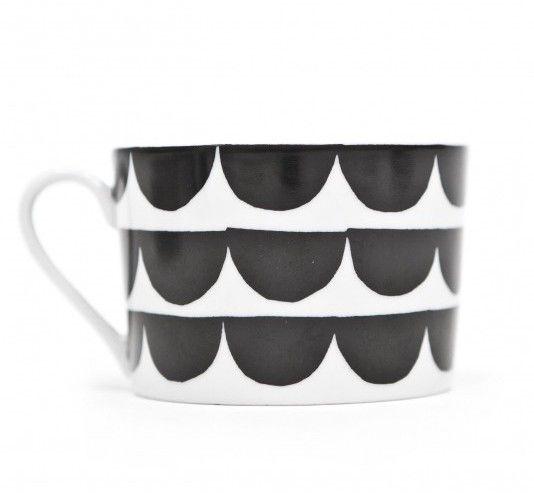 Tasse en porcelaine de House of Rym, vu sur bau-bau.fr http://www.homelisty.com/bau-bau-fr-du-beau-a-moins-de-30e/