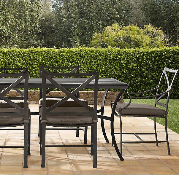 Carmel Rectangular Dining Table | Outdoor | Outdoor dining ...
