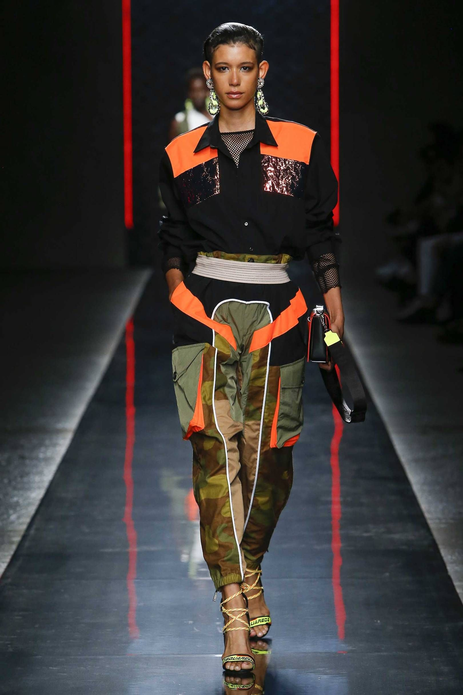 Dsquared2 Spring Summer 2019 Menswear Collection Luxury Fashion a45c00f4564