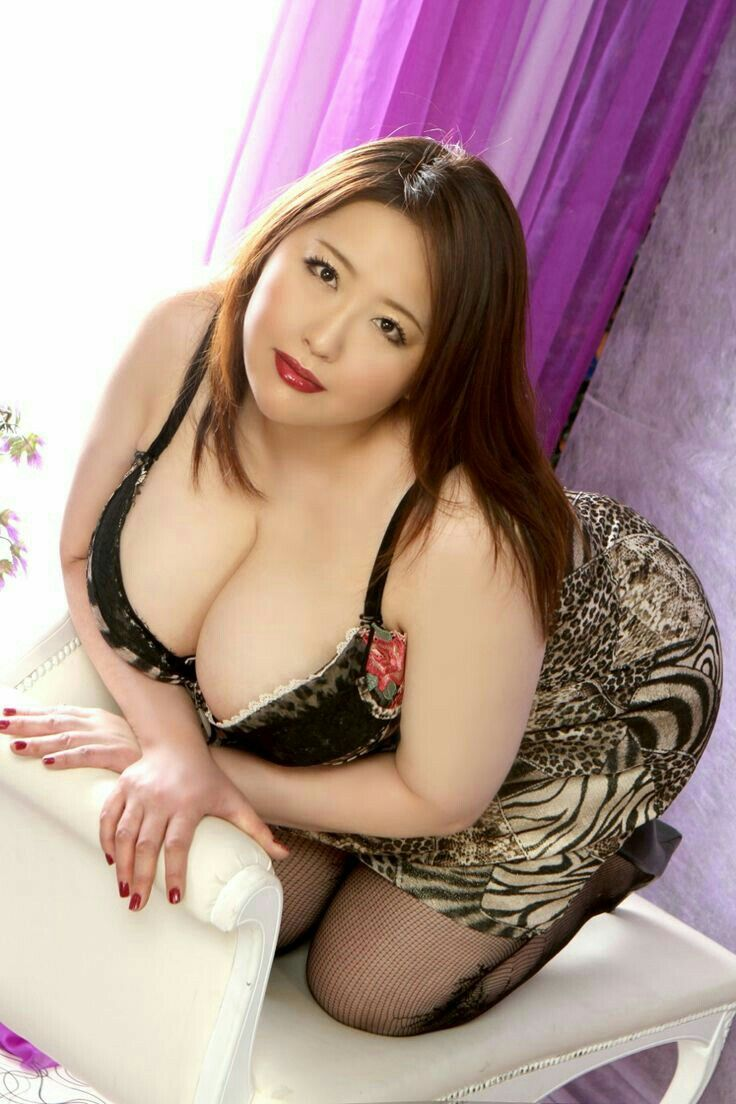 Fat sexy asian women