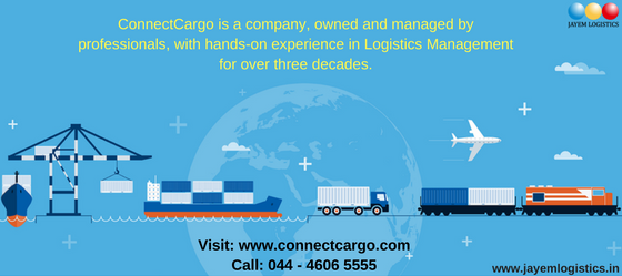 Connectcargo is a well established Air and Ocean Freight