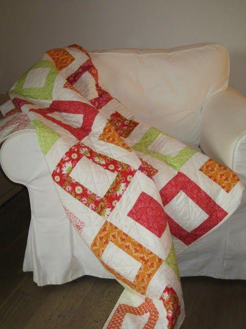 - Stofmutter: En ny quilt