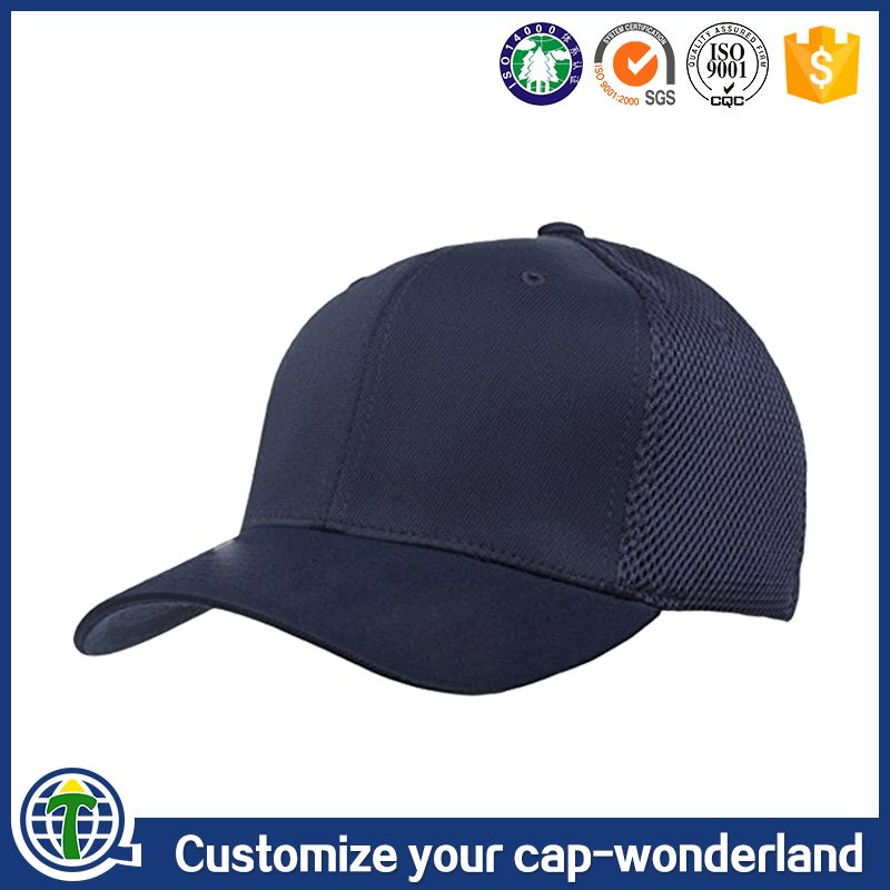 490fcbcffdf Wholesale Design Your Own Custom Unisex Blank Fitted Flexfit Baseball Caps