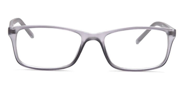 0c58ae77ac Xstyl E16A5010 Grey Full Frame Rectangle Eyeglasses for Men and Women