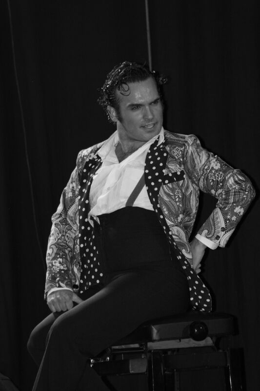 El bailaor y coreógrafo José Lucena