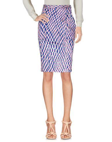 MISSONI Women's Knee length skirt Dark blue 2 US