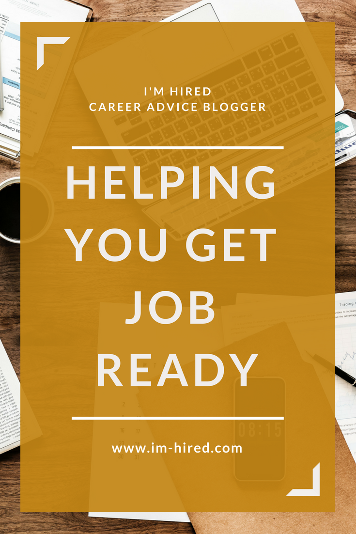 I am Imogen a Recruiter turned Career Advice Blogger and I