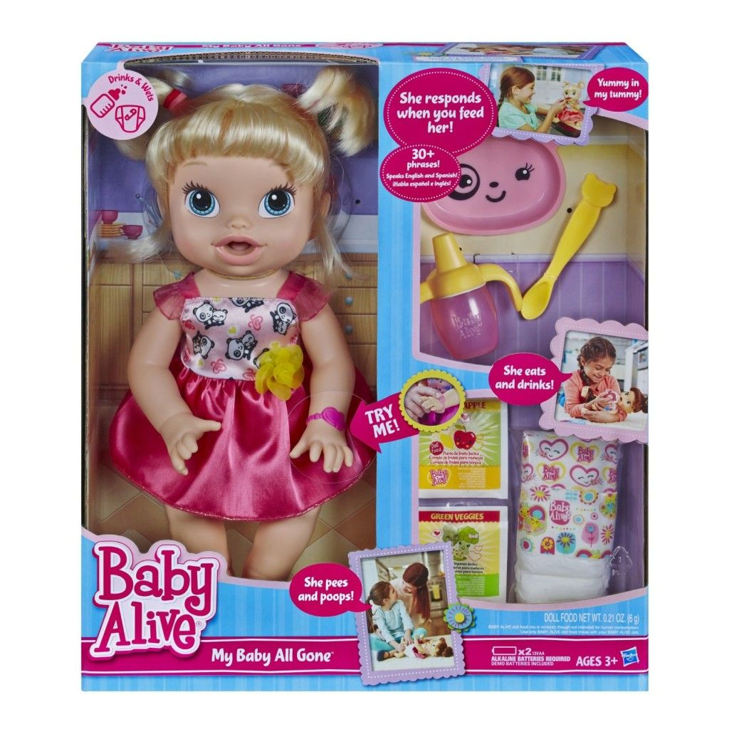 Bargain alert baby alive my mom shops baby alive