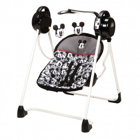Mickey Mouse Sway N Play Swing Once Again If That Day Ever Comes Baby Mickey Mickey Mouse Nursery New Baby Products