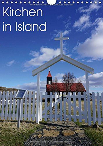 Kirchen in Island (Wandkalender 2016 DIN A4 hoch): 14 isländischen Kirchen in einem Monatskalender (Monatskalender, 14 Seiten) (Calvendo Orte) von Ludovic Farine http://www.amazon.de/dp/366460833X/ref=cm_sw_r_pi_dp_mcYawb1R2WFB4