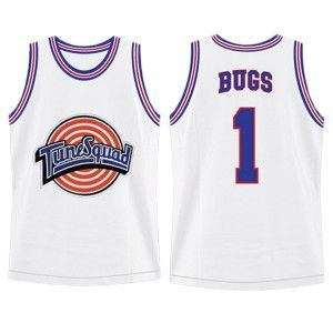 f064a84357ee Bugs Bunny  1 Space Jam Tune Squad Looney Tunes Jersey