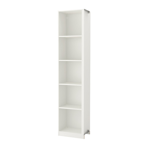 Best Ikea Pax White Add On Corner Unit With 4 Shelves Ikea 400 x 300