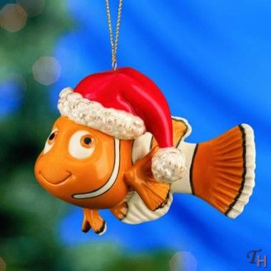 lenox nemo finds christmas ornament - Finding Nemo Christmas Decorations