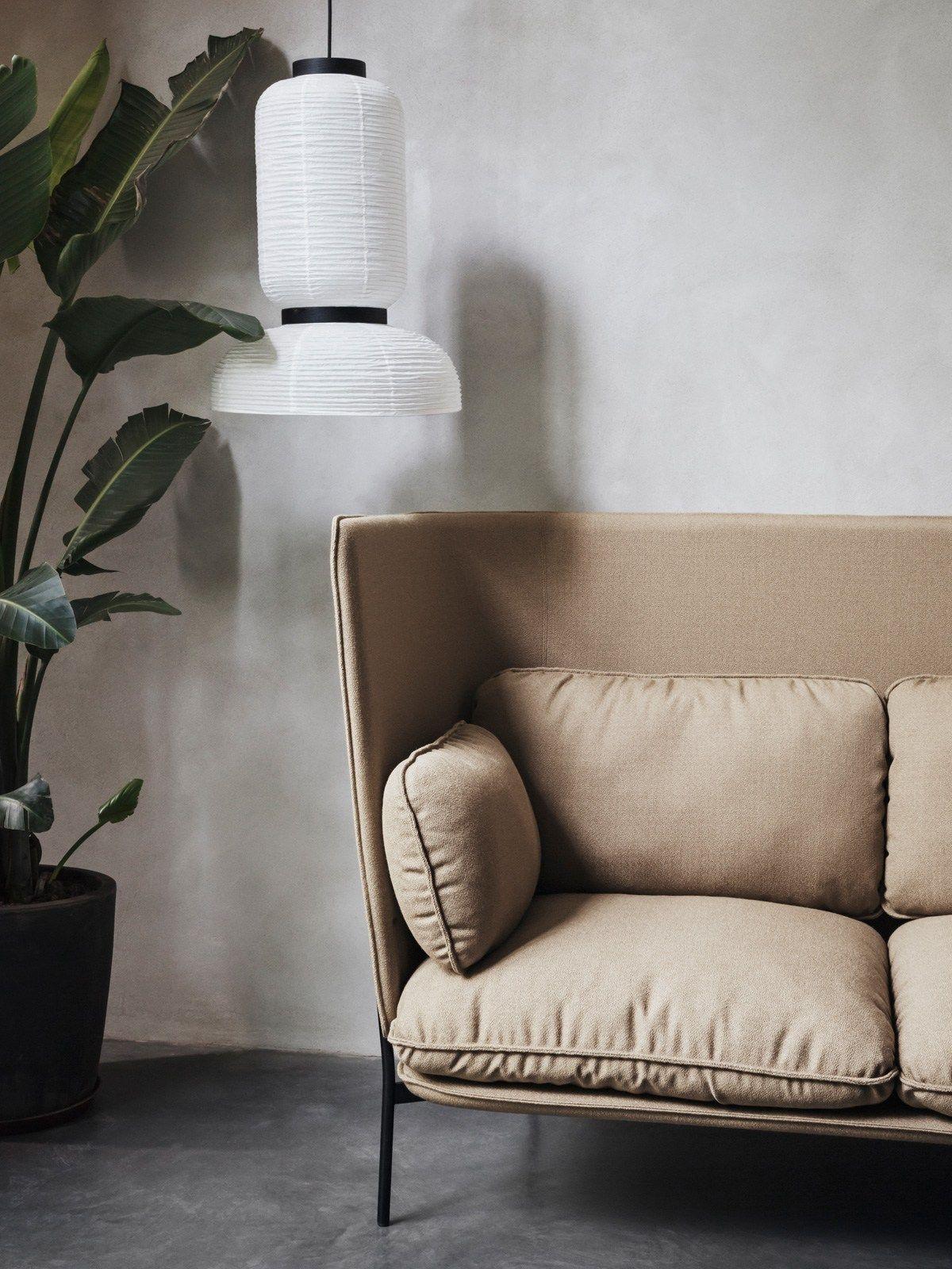 Formakami Von U0026tradition Bei DesignOrt Berlin #Papierlampe #lamp #Wohnzimmer