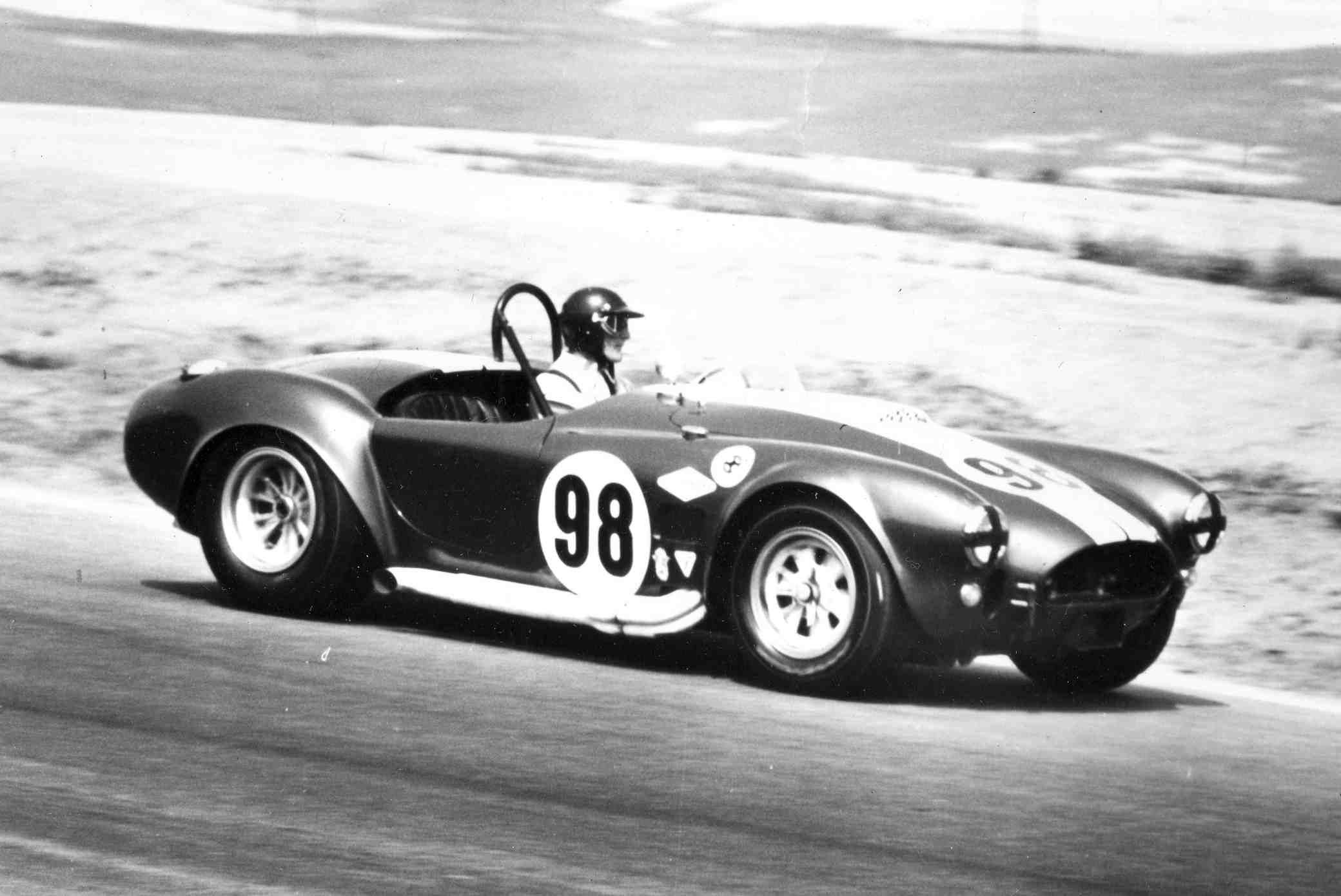 65 Race Photos Ford Mustang Cobra Shelby Cobra Racing